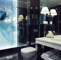 arctic-light-hotel-bathroomblack